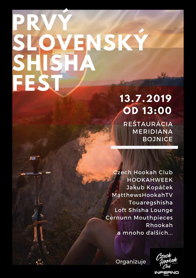 Prvý Shisha fest Prievidza