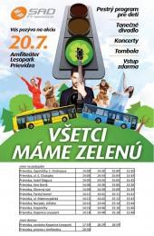 Všetci Máme Zelenú 2019 - Lesopark Prievidza 0