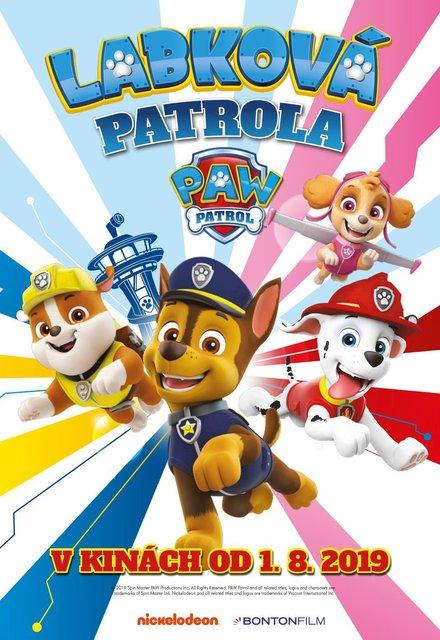 Labková patrola (Paw Patrol)