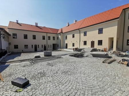 Foto: Rekonštrukcia Meštiansky dom Prievidza - kontrolný deň 4