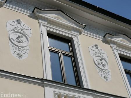 Foto: Rekonštrukcia Meštiansky dom Prievidza - kontrolný deň 11
