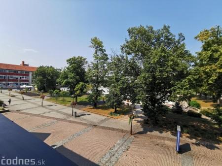 Foto: Rekonštrukcia Meštiansky dom Prievidza - kontrolný deň 27