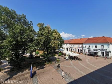 Foto: Rekonštrukcia Meštiansky dom Prievidza - kontrolný deň 28