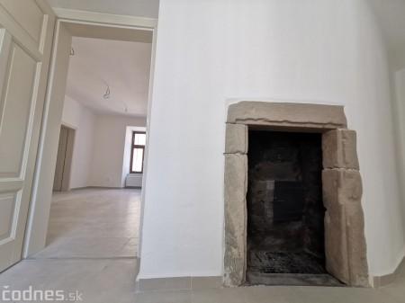 Foto: Rekonštrukcia Meštiansky dom Prievidza - kontrolný deň 33