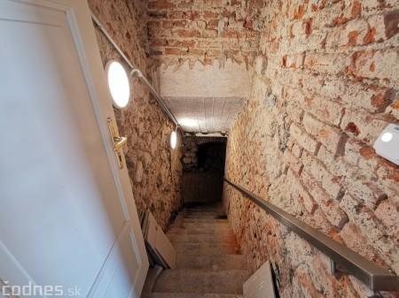 Foto: Rekonštrukcia Meštiansky dom Prievidza - kontrolný deň 36