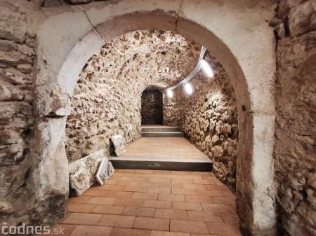 Foto: Rekonštrukcia Meštiansky dom Prievidza - kontrolný deň 38