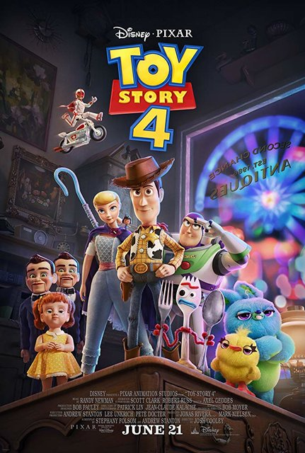Toy Story 4 (Toy Story 4)