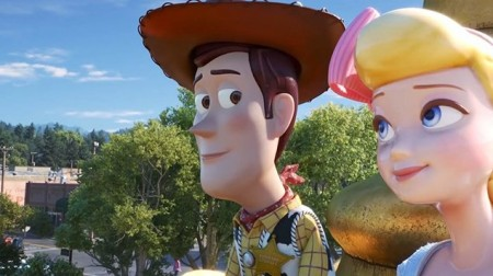 Toy Story 4 (Toy Story 4) 1