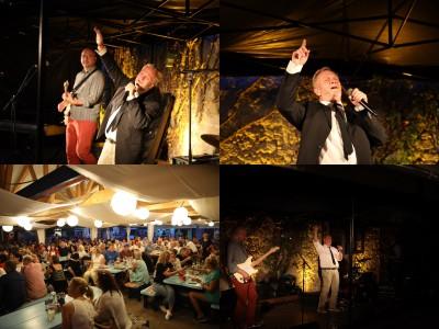 Foto a video: Koncert Vidiek - Bojnický dvor 2019