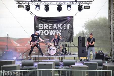 Foto: ROCKFEST NITRIANSKE RUDNO 2019 - piatok 16
