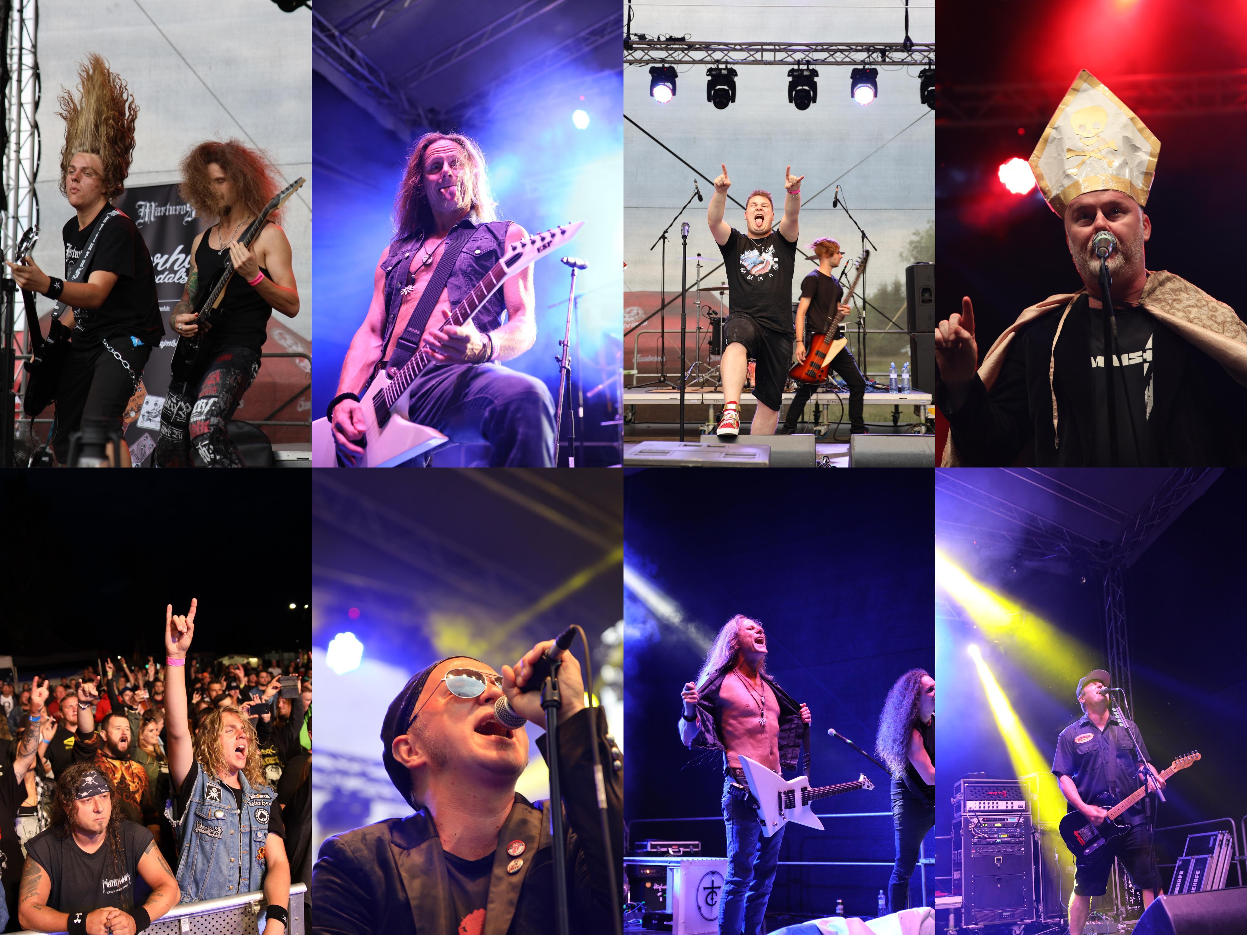 Foto: ROCKFEST NITRIANSKE RUDNO 2019 - piatok