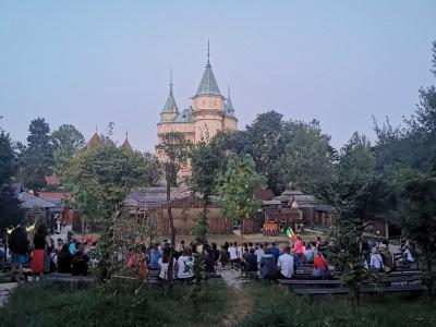 Amfiteáter Sokoliarov Aquila Bojnice