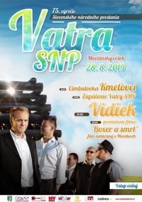 VATRA SNP 2019 - Prievidza