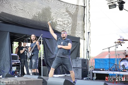 Foto a video: ROCKFEST NITRIANSKE RUDNO 2019 - sobota 2