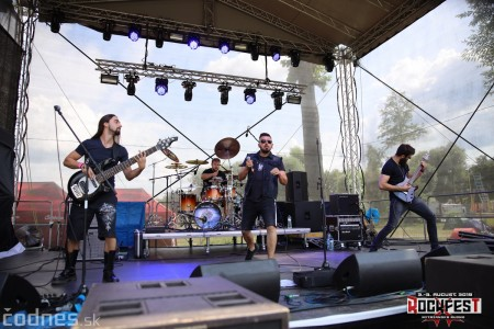Foto a video: ROCKFEST NITRIANSKE RUDNO 2019 - sobota 7