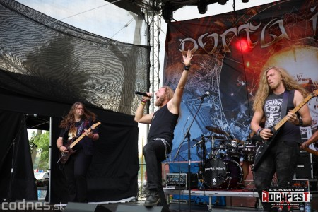 Foto a video: ROCKFEST NITRIANSKE RUDNO 2019 - sobota 12