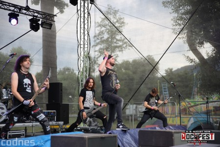 Foto a video: ROCKFEST NITRIANSKE RUDNO 2019 - sobota 26