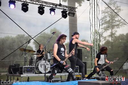 Foto a video: ROCKFEST NITRIANSKE RUDNO 2019 - sobota 27