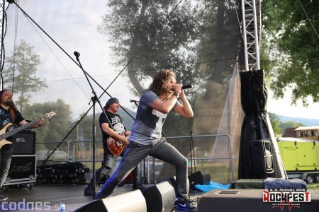 Foto a video: ROCKFEST NITRIANSKE RUDNO 2019 - sobota 44