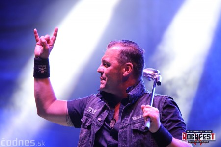 Foto a video: ROCKFEST NITRIANSKE RUDNO 2019 - sobota 88