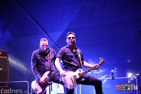 Foto a video: ROCKFEST NITRIANSKE RUDNO 2019 - sobota 91