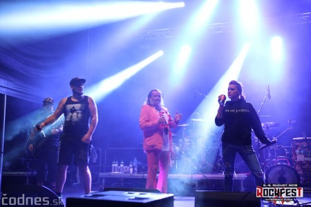 Foto a video: ROCKFEST NITRIANSKE RUDNO 2019 - sobota 180