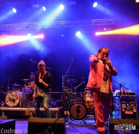 Foto a video: ROCKFEST NITRIANSKE RUDNO 2019 - sobota 190