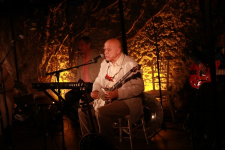 Foto a video: Ivan MLÁDEK - Banjo Band - Bojnický dvor 0