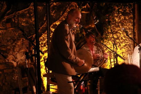 Foto a video: Ivan MLÁDEK - Banjo Band - Bojnický dvor 9