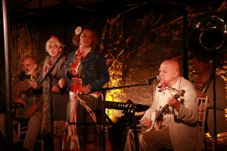Foto a video: Ivan MLÁDEK - Banjo Band - Bojnický dvor 19