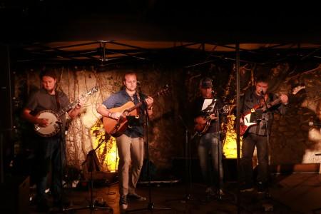 Foto a video: Ivan MLÁDEK - Banjo Band - Bojnický dvor 21