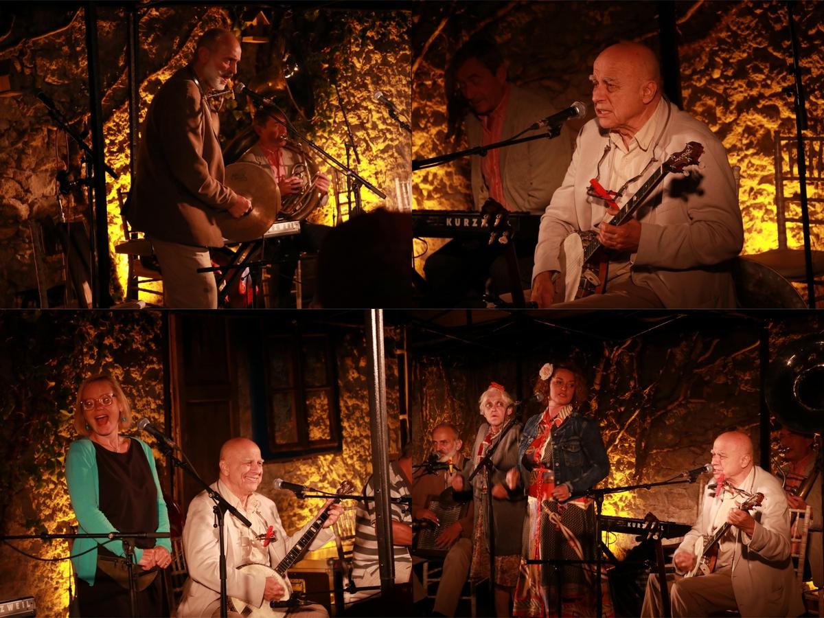 Foto a video: Ivan MLÁDEK - Banjo Band - Bojnický dvor