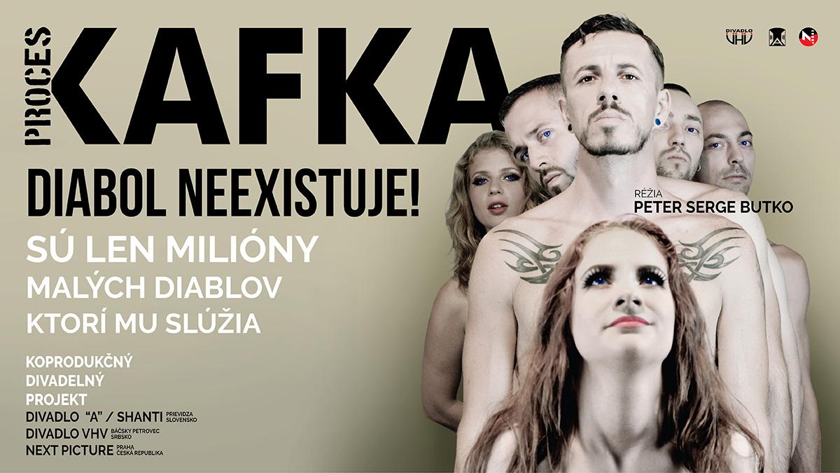 Divadlo: Slovensko - Srbské spojenie prináša úspech v podobe premiéry Proces