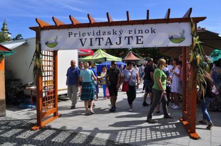 Foto: Prievidzský rínok 2019 21