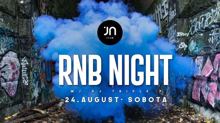 Rnb Night / Dj Triple P / Jantar Club