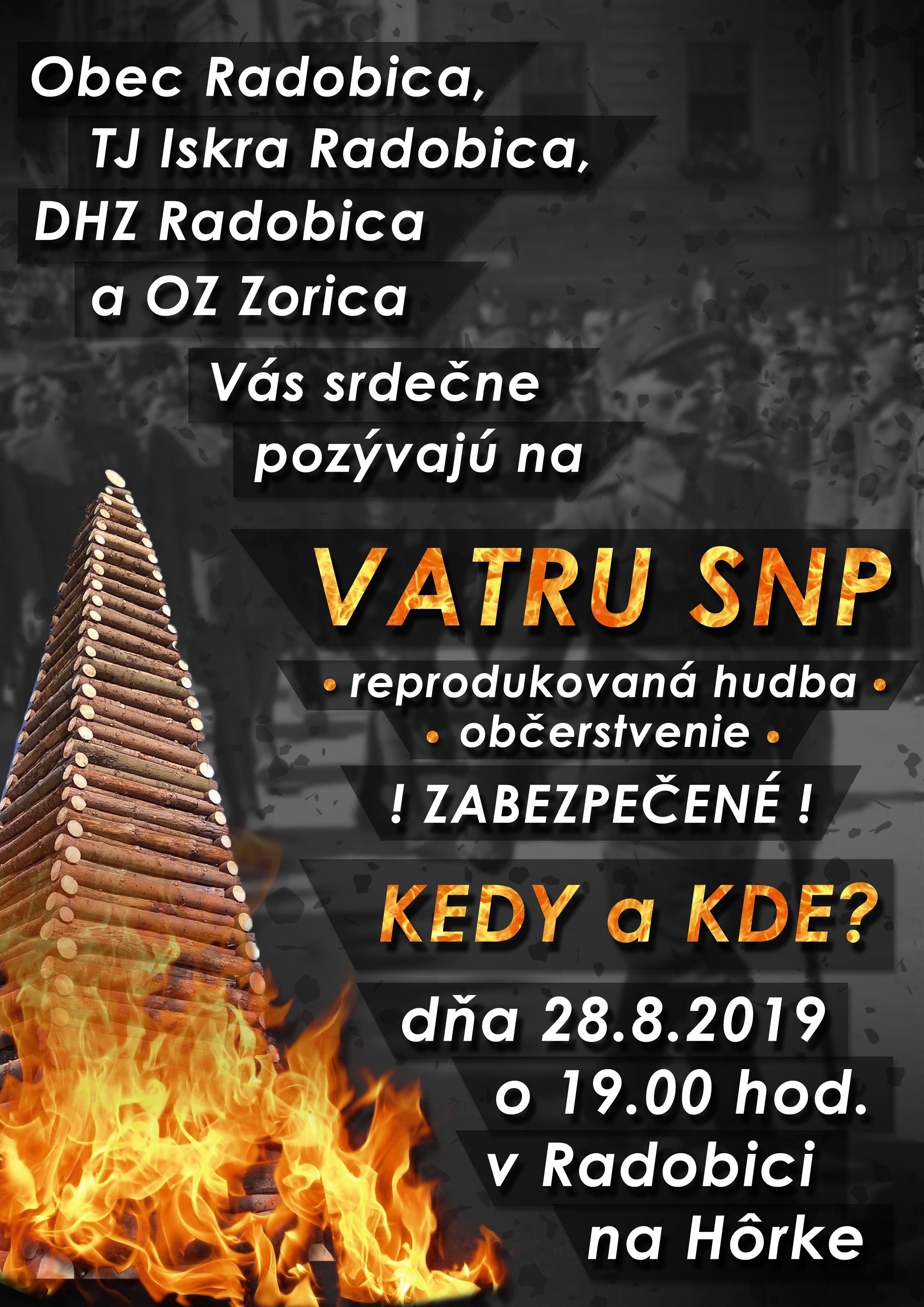 Radobica Vatra SNP