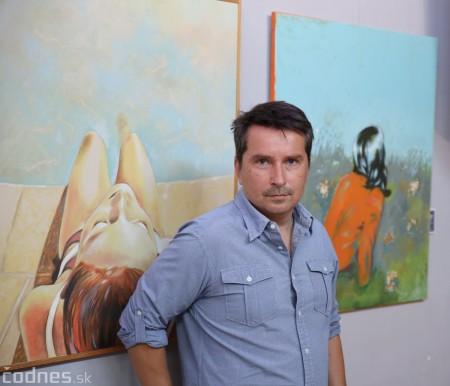 Foto: Vernisáž výstavy - Oleg Cipov - Hand made. Fine art. 1