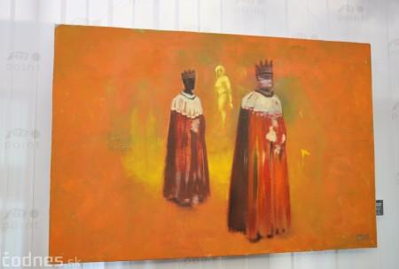 Foto: Vernisáž výstavy - Oleg Cipov - Hand made. Fine art. 4