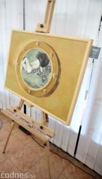 Foto: Vernisáž výstavy - Oleg Cipov - Hand made. Fine art. 6