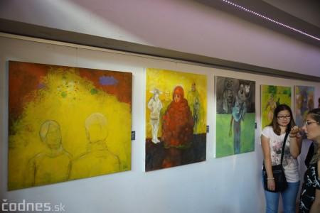 Foto: Vernisáž výstavy - Oleg Cipov - Hand made. Fine art. 8
