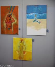 Foto: Vernisáž výstavy - Oleg Cipov - Hand made. Fine art. 11