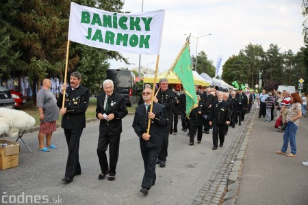 Foto a video: Banický jarmok 2019 - piatok 28