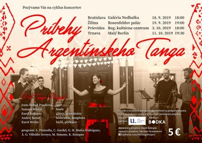 Príbehy argentínskeho tanca