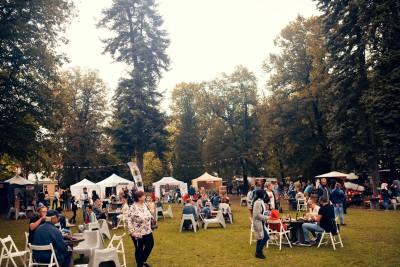 FOOD FEST v parku prilákal do Trenčianskych Teplíc takmer sedem tisíc milovníkov dobrého jedla.