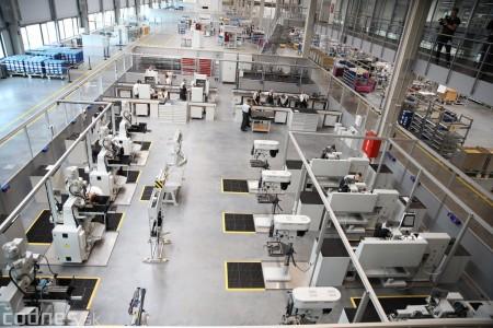 Foto a video: 400 nových pracovných miest pribudne v Prievidzi po dostavbe tretej výrobnej haly spoločnosti Brose 2