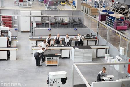Foto a video: 400 nových pracovných miest pribudne v Prievidzi po dostavbe tretej výrobnej haly spoločnosti Brose 3