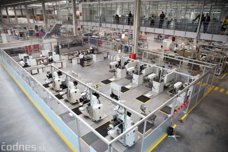 Foto a video: 400 nových pracovných miest pribudne v Prievidzi po dostavbe tretej výrobnej haly spoločnosti Brose 4