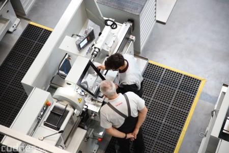 Foto a video: 400 nových pracovných miest pribudne v Prievidzi po dostavbe tretej výrobnej haly spoločnosti Brose 5