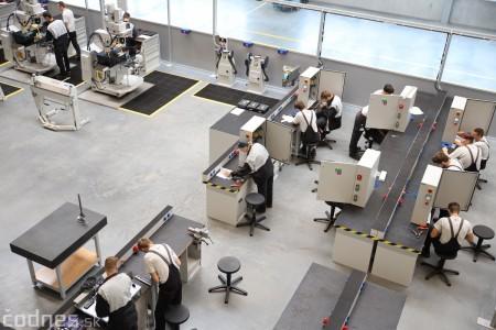 Foto a video: 400 nových pracovných miest pribudne v Prievidzi po dostavbe tretej výrobnej haly spoločnosti Brose 7