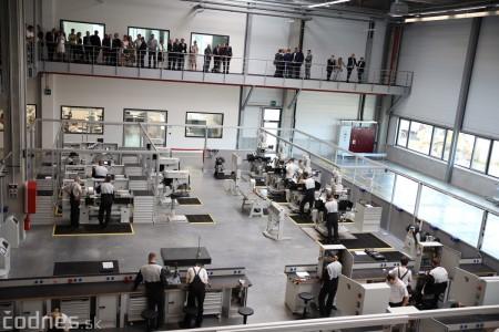 Foto a video: 400 nových pracovných miest pribudne v Prievidzi po dostavbe tretej výrobnej haly spoločnosti Brose 8